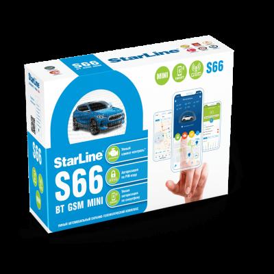 Купить сигнализацию Старлайн S66