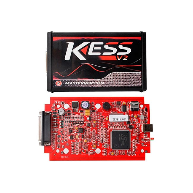 KESS v2 Master 5.017 RED (красная плата)