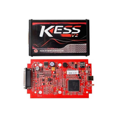 Программатор для чип-тюнинга автомобилей Kess v2 Master
