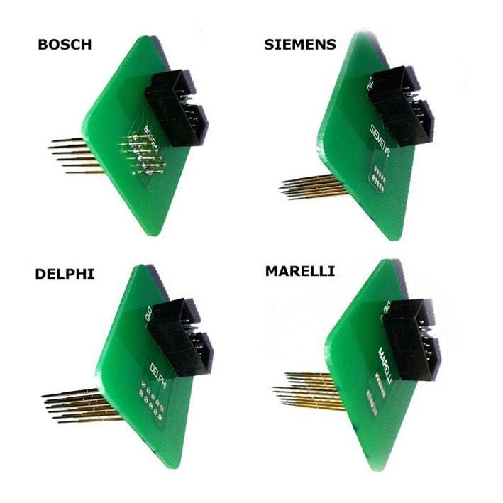 Адаптеры для подключения к ЭБУ по BDM