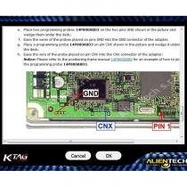 Программатор для чип-тюнинга автомобилей K-TAG ECU Master