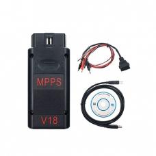 Программатор (флэшер) MPPS v18