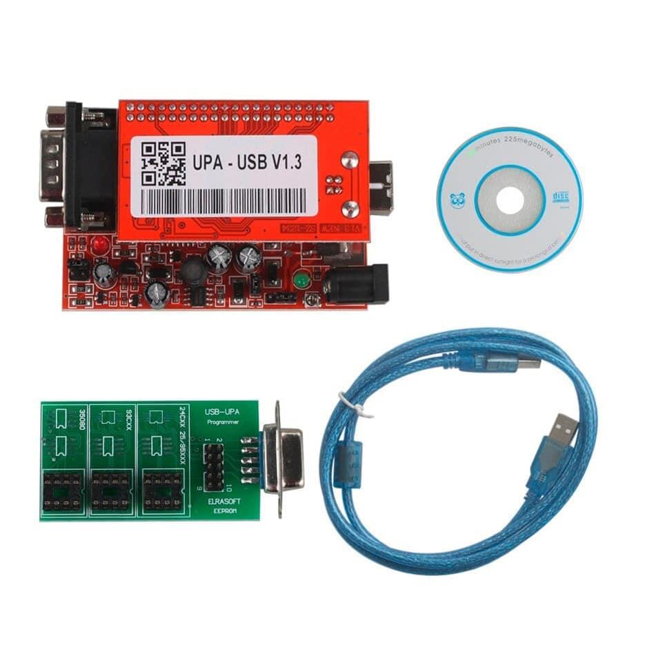 Программатор UPA-USB 20 adapters