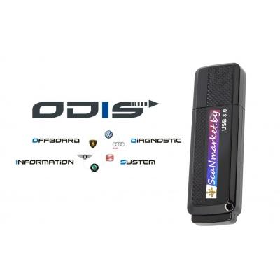 Софт для диагностического оборудования на USB-носителе