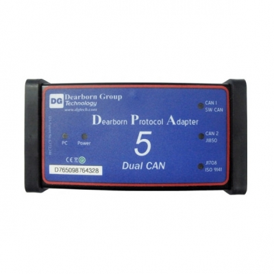 Dearborn DPA 5 для диагностики грузовых автомобилей