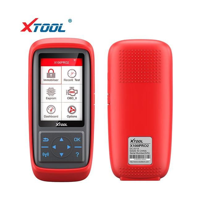 Программатор ключей Xtool X-100 PRO2