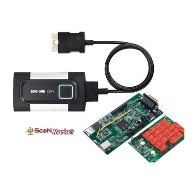 Автоком CDP Plus. Сканер для компьютерной диагностики автомобилей.