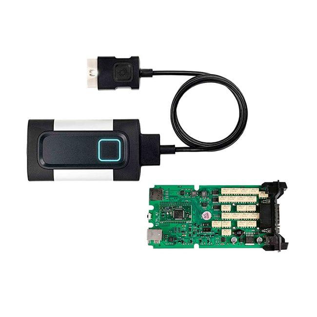 Autocom CDP+.  Мультимарочный сканер для компьютерной диагностики легковых и грузовых автомобилей.