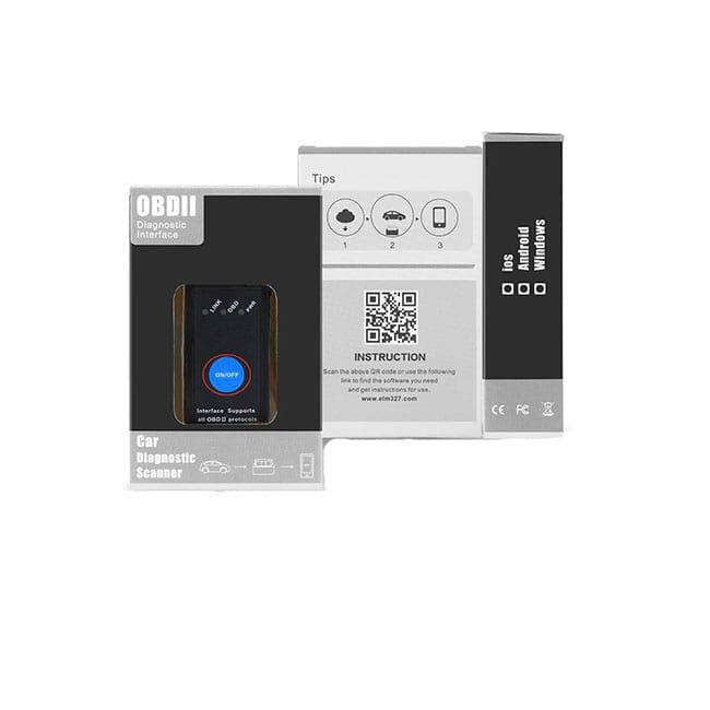 ELM 327 on/off Bluetooth 4.0