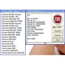 FIAT KM TOOL для корректировки одометра в автомобилях Fiat
