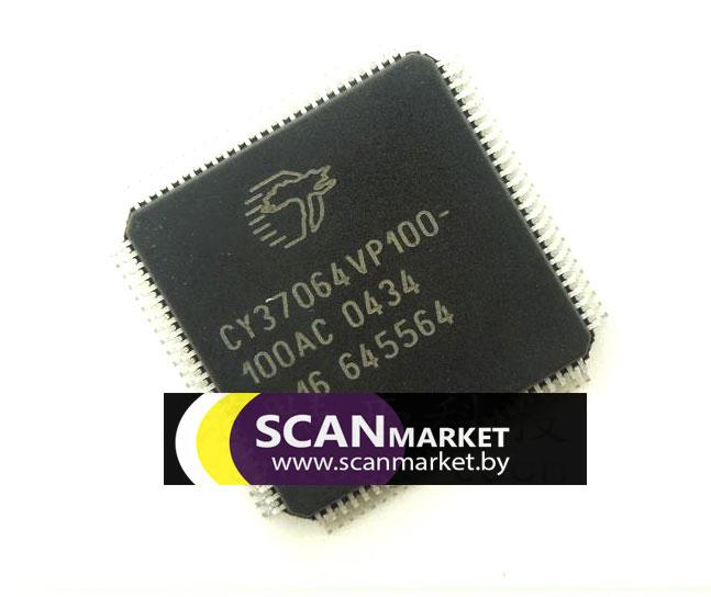 Микросхема CY37064VP100