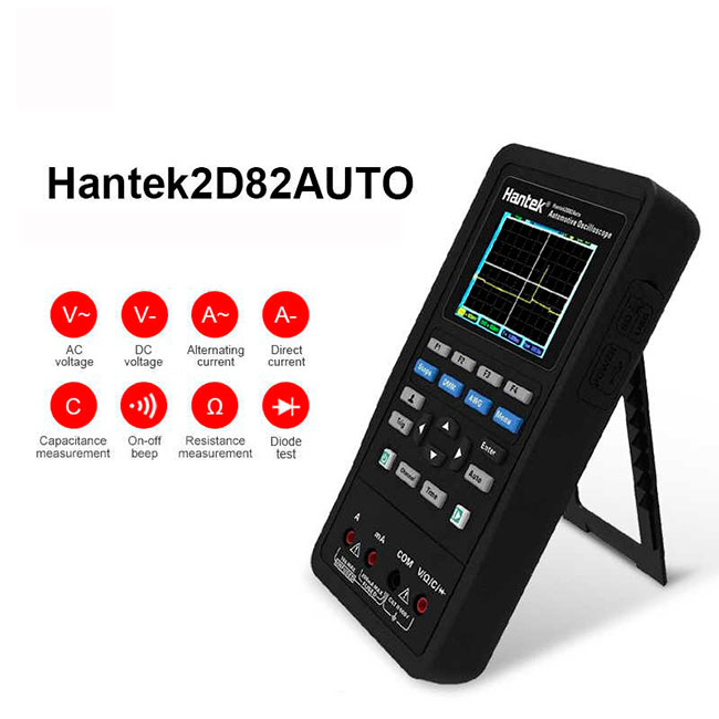 Осциллограф Hantek 2D82 Auto
