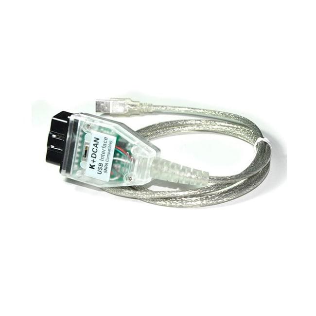 BMW INPA K+D-CAN с переключателем