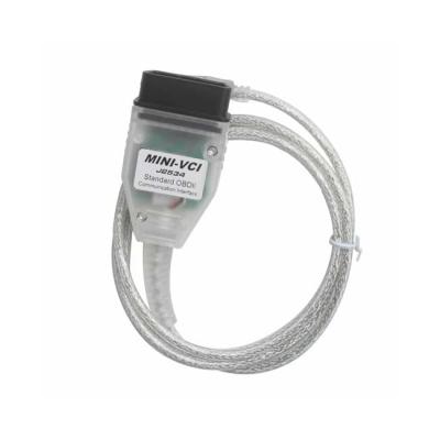 Mini-VCI адаптер для диагностики Toyota, Lexus.