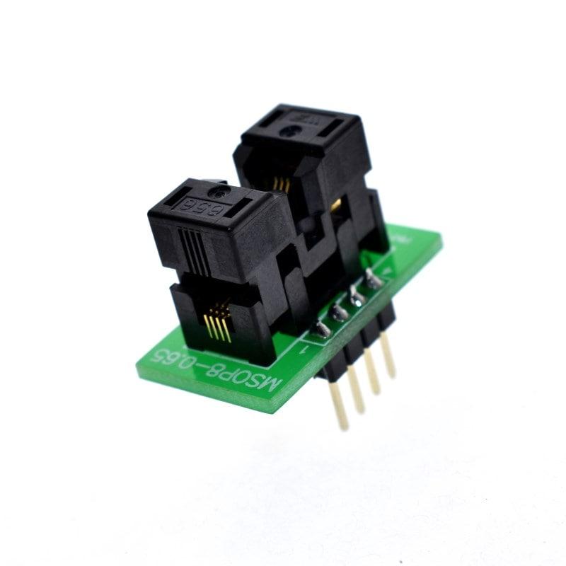 Адаптер MSOP8 - DIP8