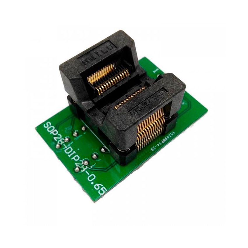 Адаптер SSOP28 TSSOP28 - DIP28