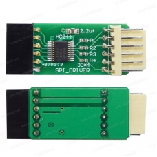 SPI Driver для программатора Tl866ii Plus